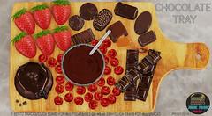 Junk Food - Chocolate Tray Ad
