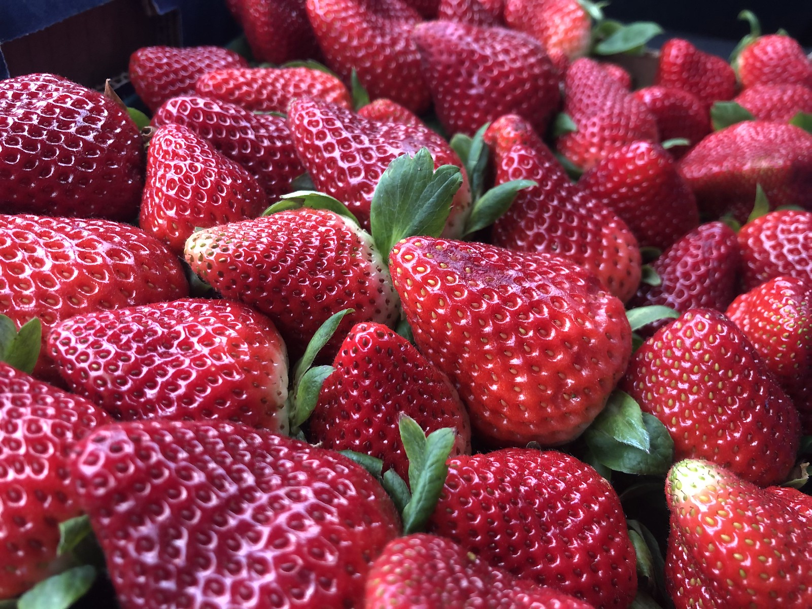 M&c strawberries
