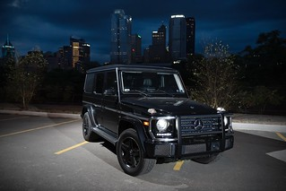 G Wagon | by Brook-Ward