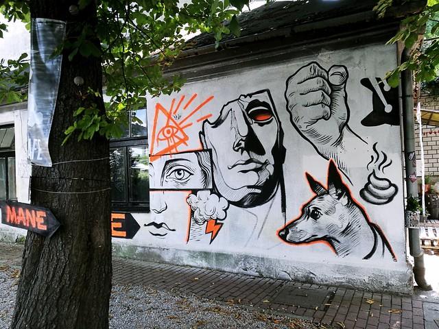 Mane, Zajawa Tattoo Kraków