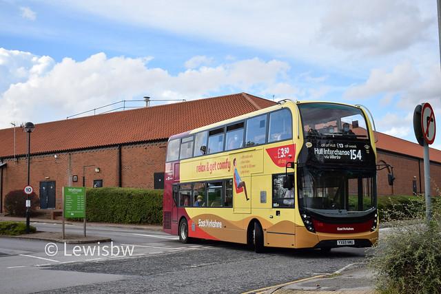 East Yorkshire 918