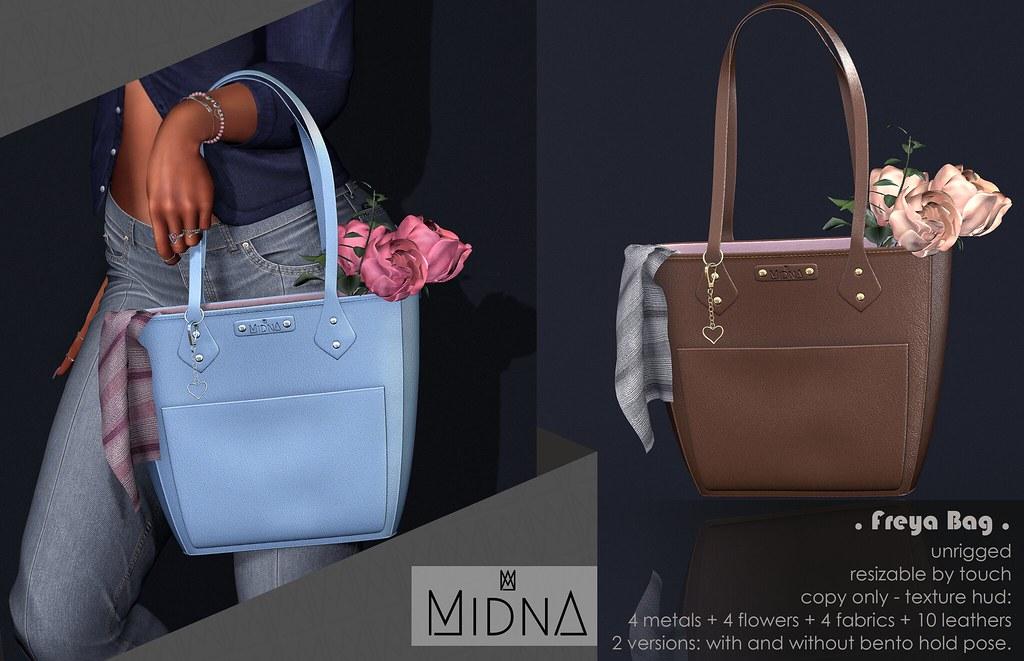 Midna - Freya Bag