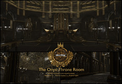Spires Society - The Onyx Throne Room