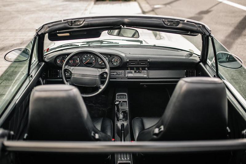 Maradonas-1992-Porsche-911-Type-964-Carrera-2-Convertible-2
