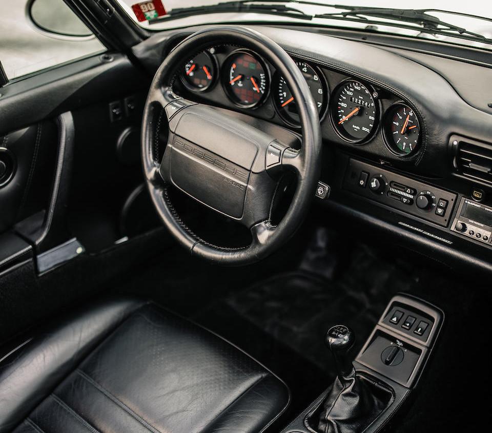 Maradonas-1992-Porsche-911-Type-964-Carrera-2-Convertible-10