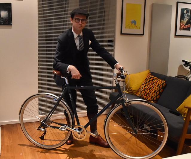 2021-02-13: Tate & Bicycle, Hartlepool
