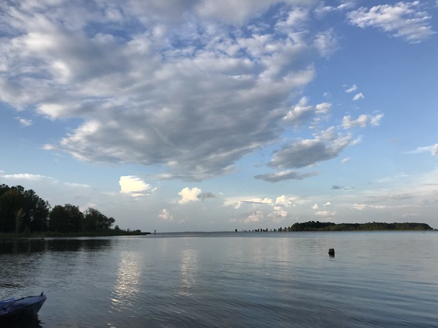 Kayaking in South Carolina