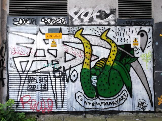 """APL315 (Odessa), """"Contemporary art"""""""
