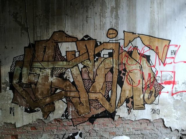 Postgraffiti