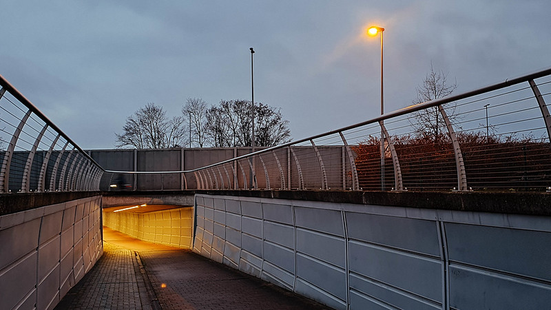 Tunnel Expressweg