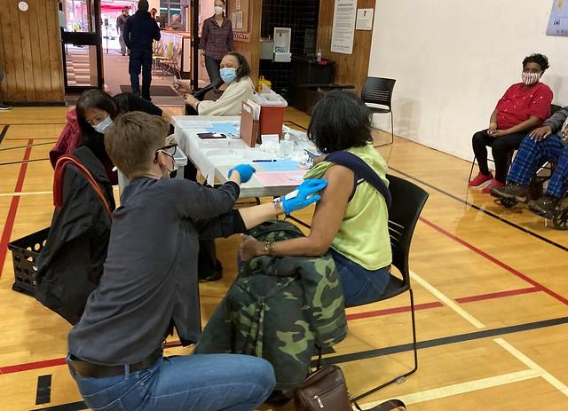 YMCA COVID Vaccine Clinic