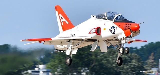 Boeing T-45C Goshawk US Navy 165630 Marines A 188 VT-7 Eagles Training Squadron