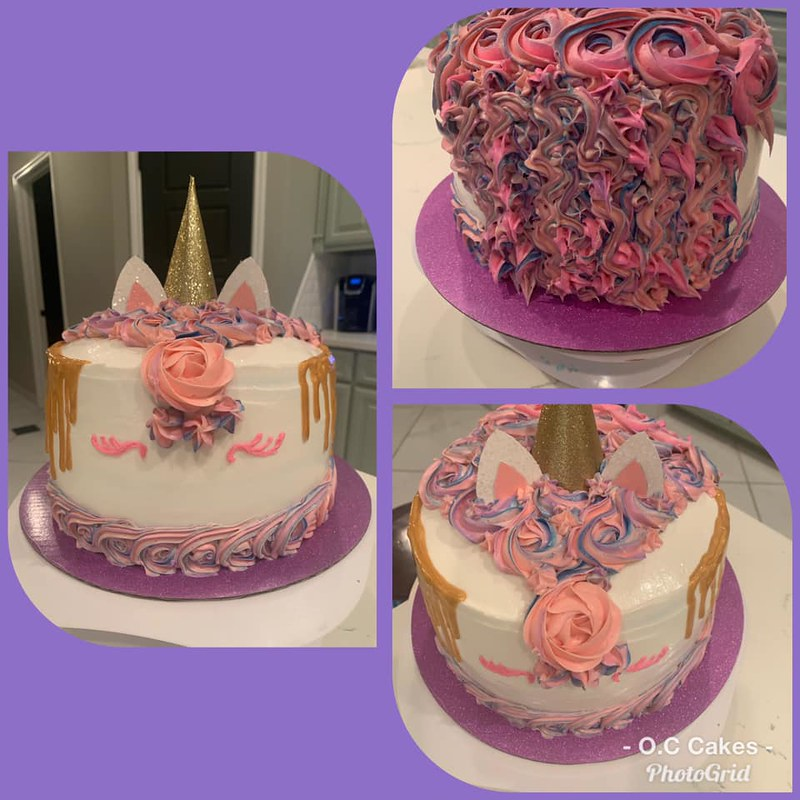 Cake from O.C. Cakes & More By Melissa