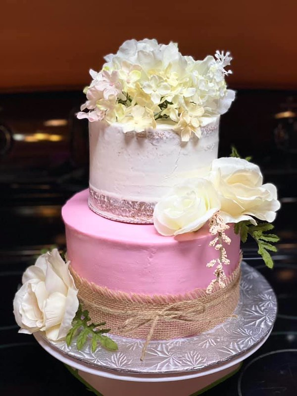 Cake by Lily's Cakes & More