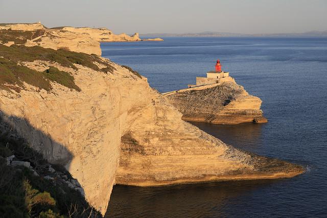 Corsica / Corse - Cliffs of Bonifacio