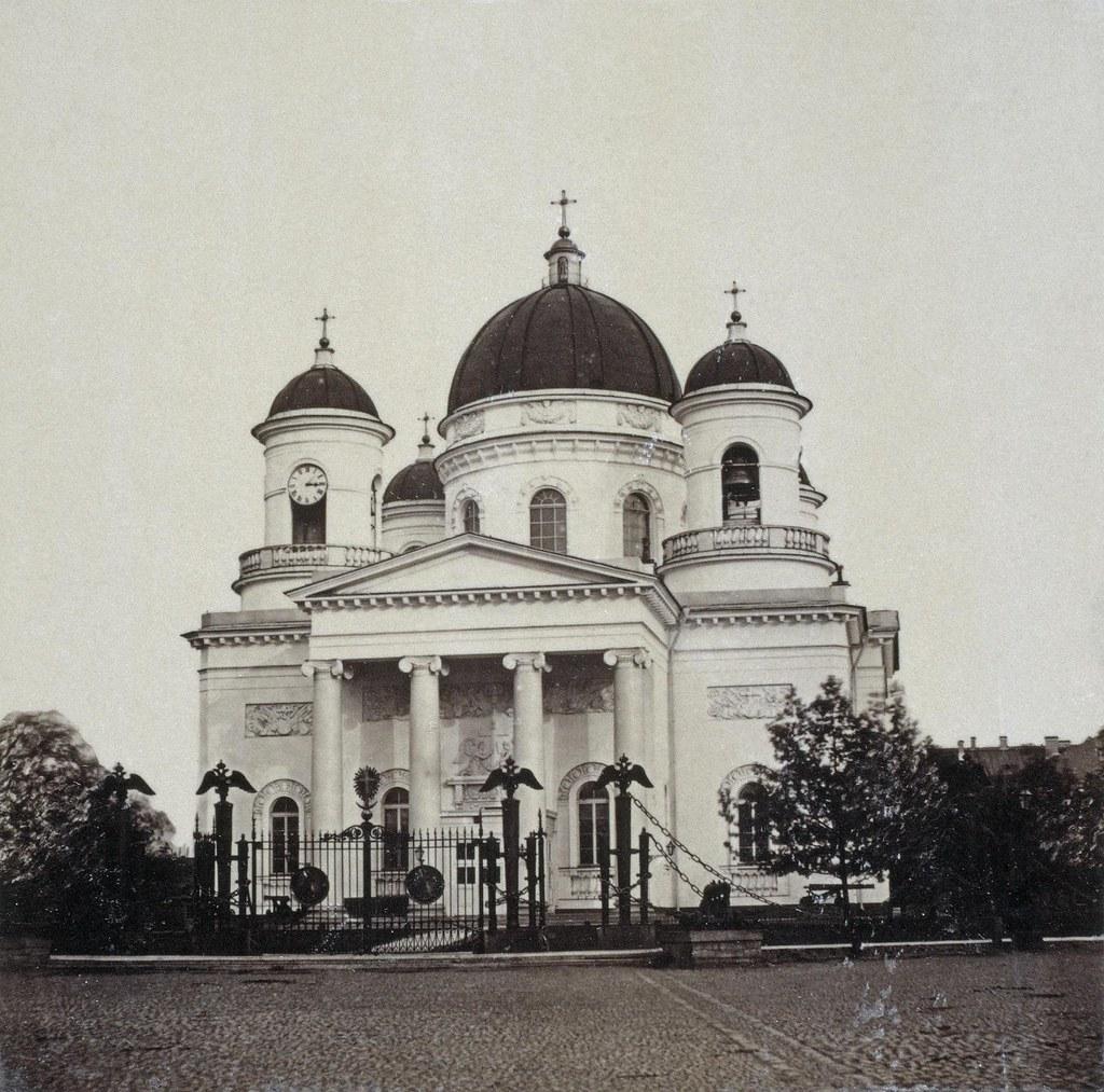 Преображенский собор. 1850-е