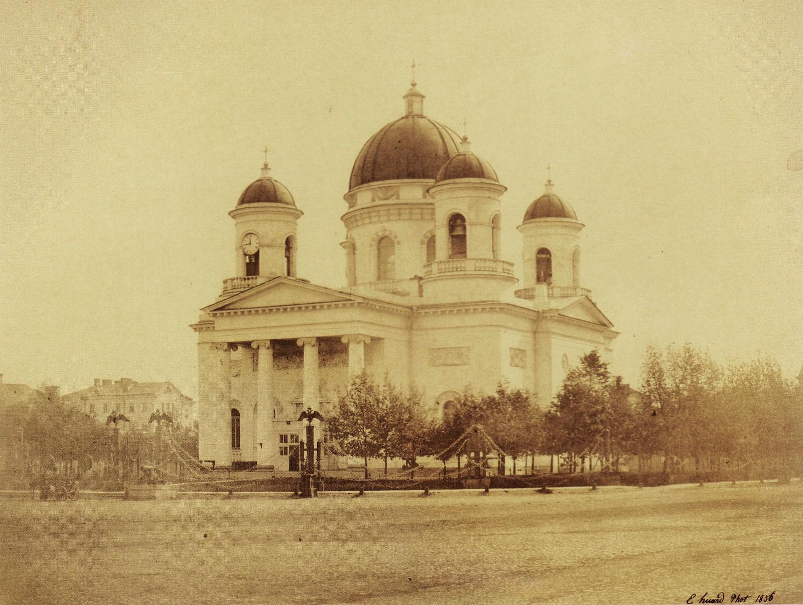 Преображенский собор. 1856