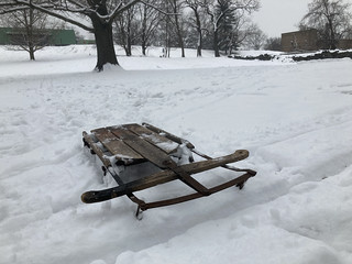 Runner Sled | by idiot king