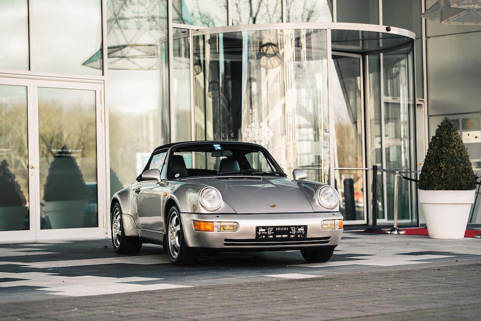 Maradonas-1992-Porsche-911-Type-964-Carrera-2-Convertible-5