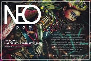 NEO-Japan SL Designers List (MAR/APR  2021)