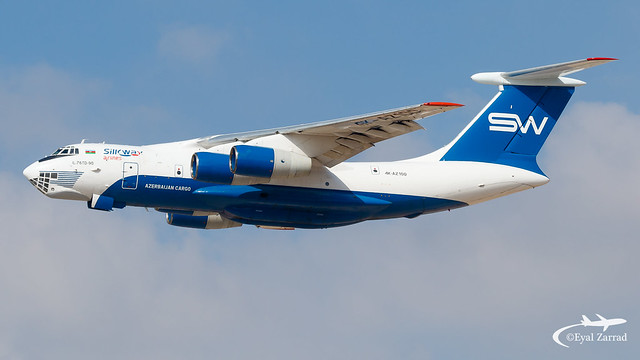 Silk Way Airlines - Ilyushin IL-76 4K-AZ100