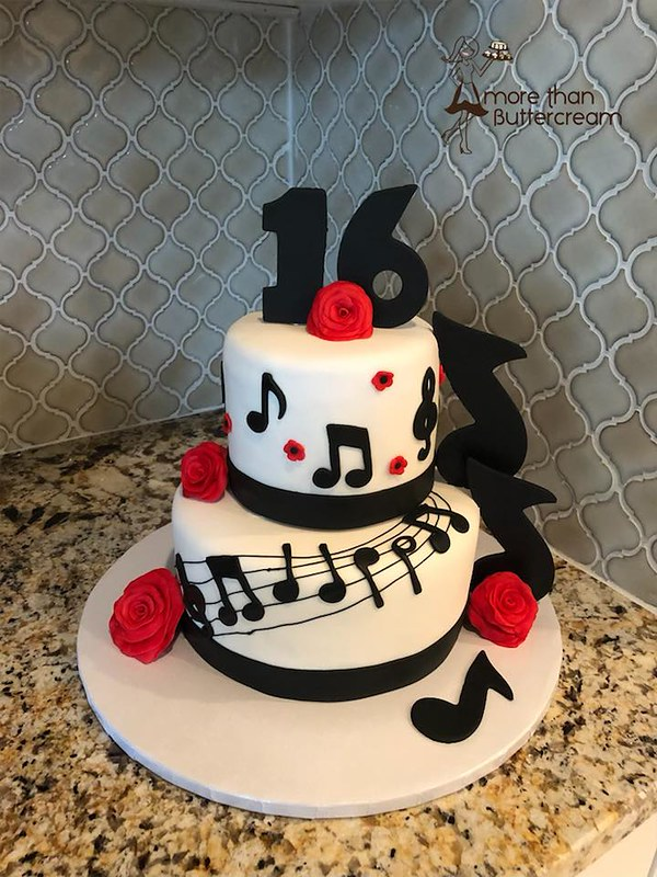 Cake by More Than Buttercream