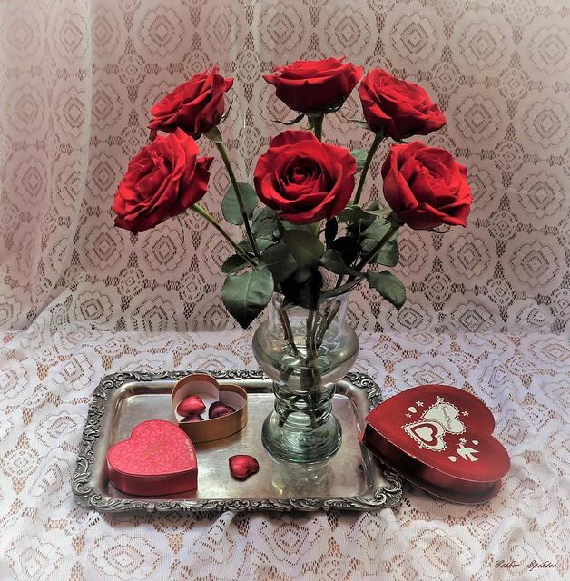 Happy Valentine's Day..!