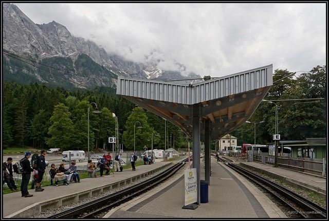 2012-06-23 Bayerische Zugspitzbahn - Eibsee - 4