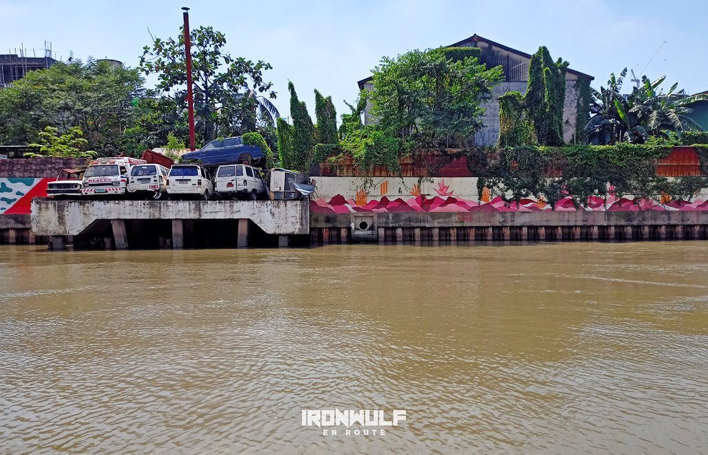 Bimodal Ride: Pasig River Ferry to Manila