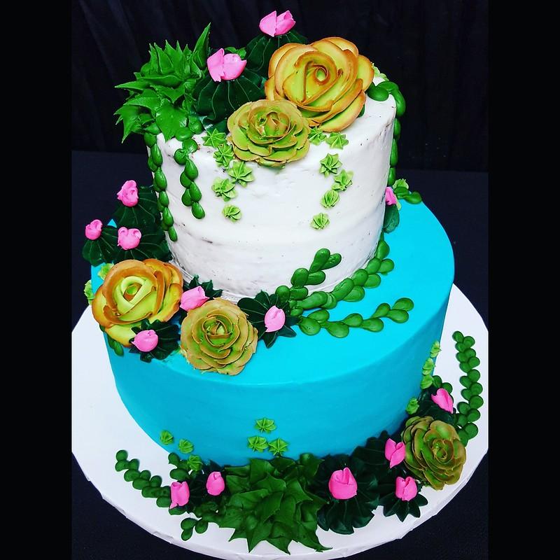 Cake by Sweet N' Charming Bakery