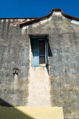 Peranakan wall, Georgetown Malaysia