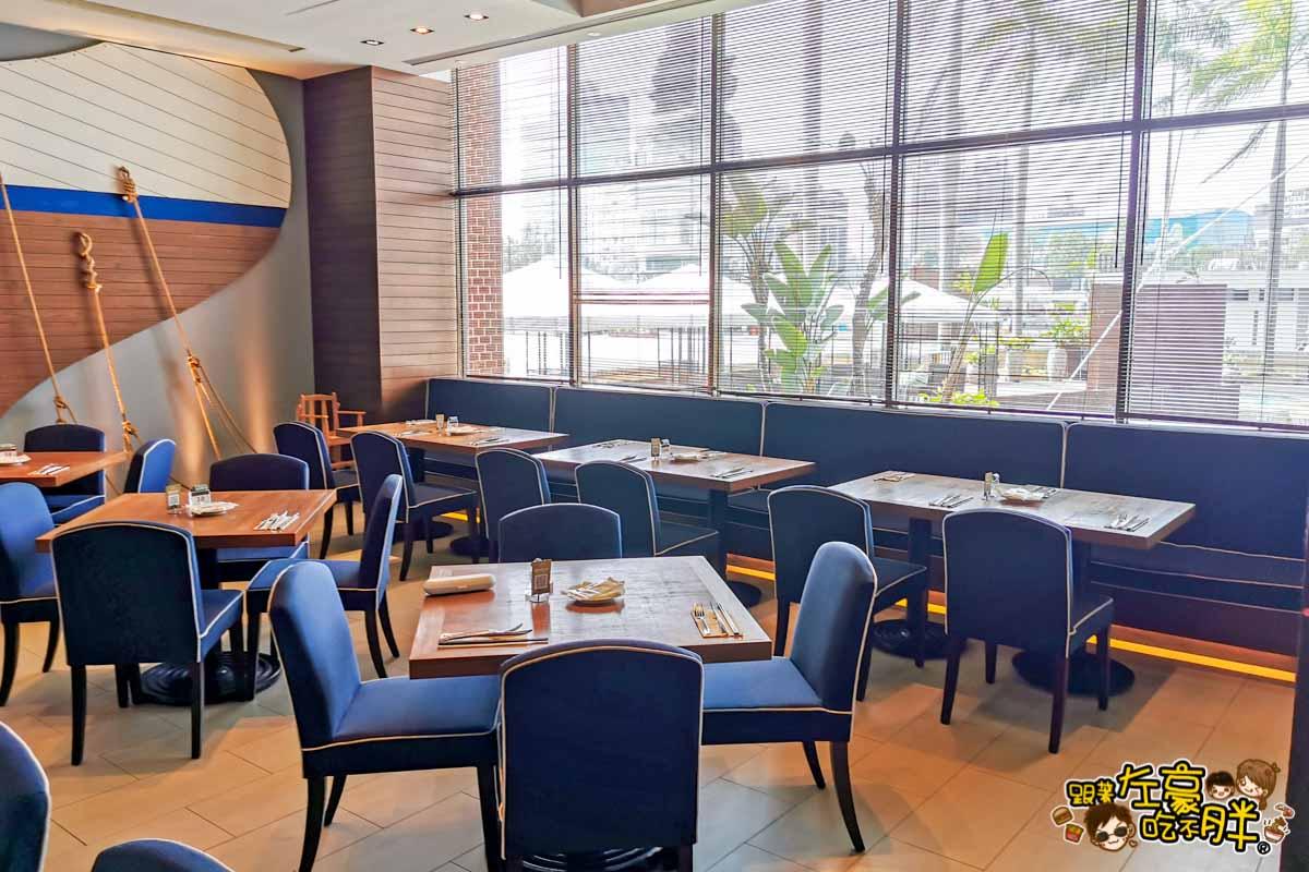 高雄國賓大飯店 i River自助餐廳-50