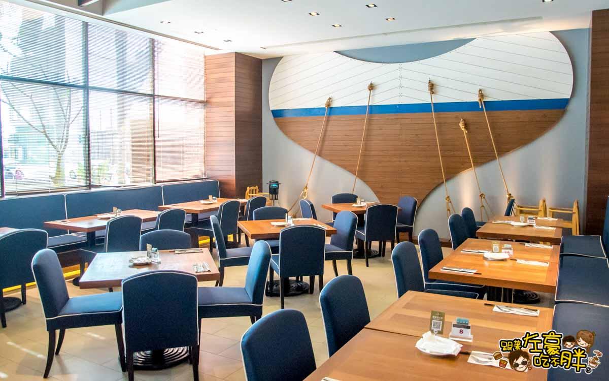 高雄國賓大飯店 i River自助餐廳-31