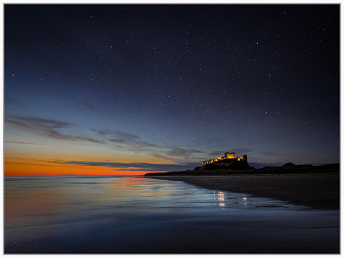 Beautiful Beginning, Bamburgh Castle - Explore No.60 - 14.02.2021 | by MuddyBoots.