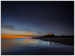 Beautiful Beginning, Bamburgh Castle - Explore No.60 - 14.02.2021