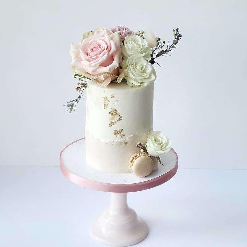 Cake by Patisserie Magalie- Artisan Cakes