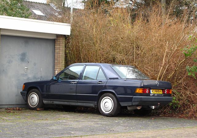 1985 Mercedes-Benz 190 E 2.0 (W201)