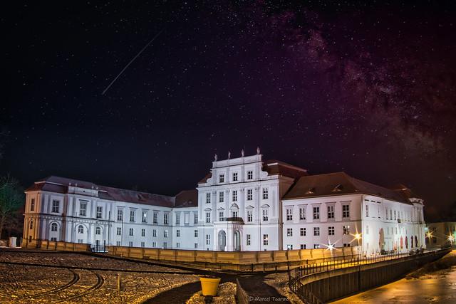 Schloss Oranienburg, 12mm Samyang Langzeitbelichtung