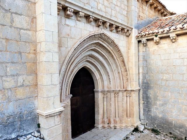 Ermita de Sn Bartolomé en el Cañón de Río Lobos - Ucero - Soria