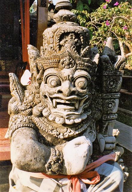 Bali - Gungung Kawi Statue