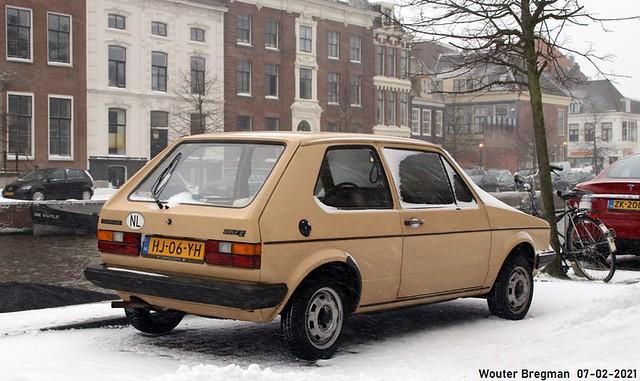 Volkswagen Golf C 1981