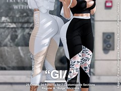 """GIA"" LEGGINGS // NEW RELEASE 15.02"