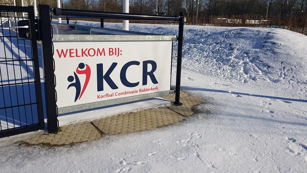 Winter bij KCR
