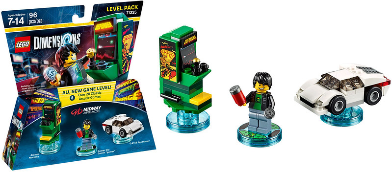 LEGO Dimensions Midway