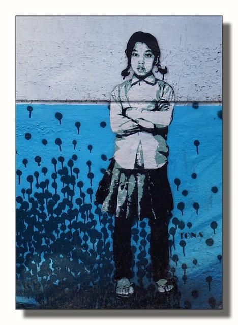 Street-Art by TONA