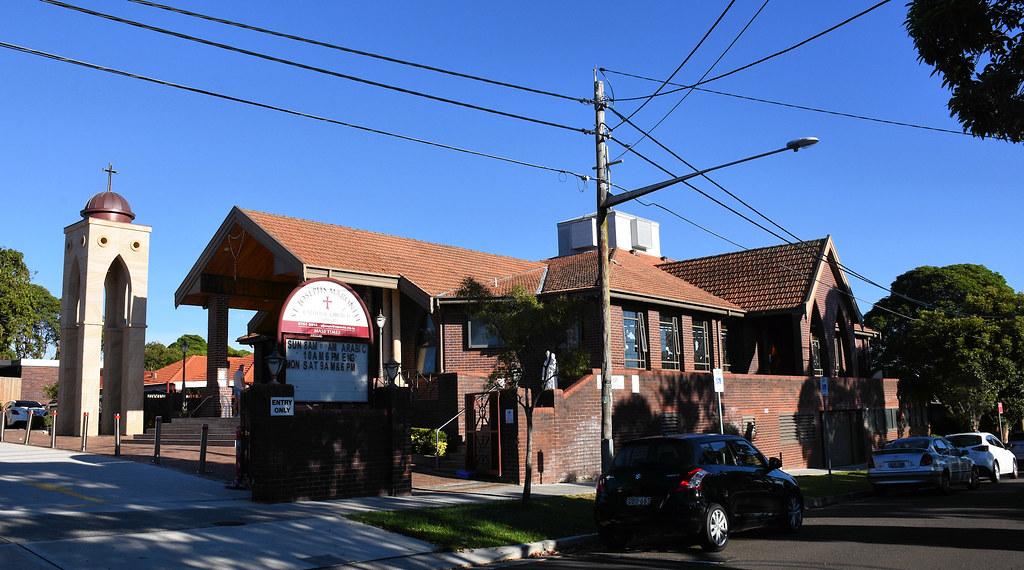 St Joseph's Maronite Catholic Church, Croydon, Sydney, NSW.
