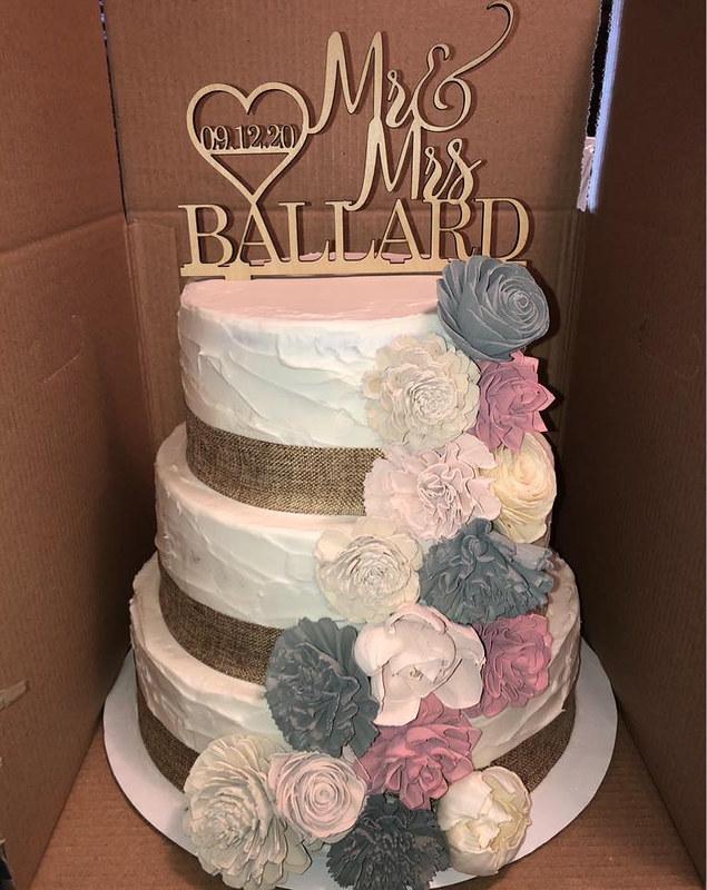 Cake by Samantha's Bake Shoppe