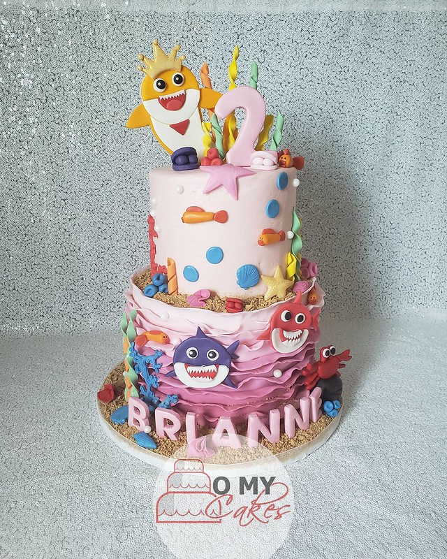 Cake by O MY Cakes