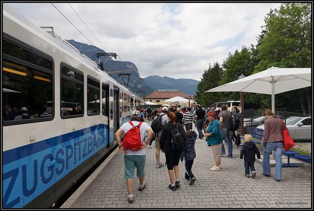 2012-06-23 Garmisch Partenkirchen - Bayerische Zugspitzbahn - 6