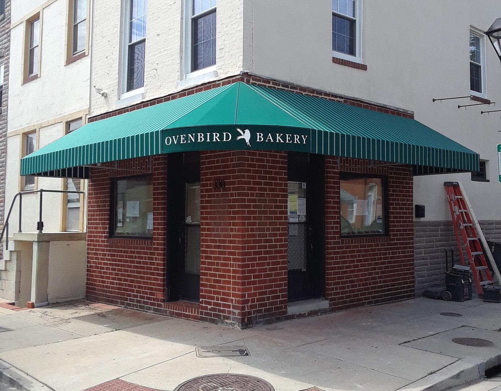 Bakery Awning Hoffman Awning Baltimore